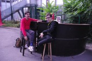 [Impro Paris Impro Circus au Chapiteau d'Adrienne 8]