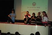 [Impro Paris Rencontre d'impro avec la Ludi Poitiers à Jean Dame 92]