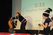 [Impro Paris Rencontre d'impro avec les Malades de l'Imaginaire à Jean Dame 72]
