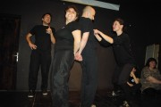 [Impro Paris 4x4 d'impro Café de Paris Trait d'union 59]
