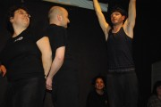 [Impro Paris 4x4 d'impro Café de Paris Trait d'union 64]
