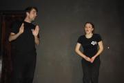 [Impro Paris 4x4 d'impro Café de Paris Trait d'union 70]
