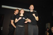 [Impro Paris 4x4 d'impro Café de Paris Trait d'union 81]