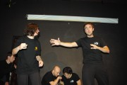[Impro Paris 4x4 d'impro Café de Paris Trait d'union 117]