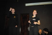 [Impro Paris 4x4 d'impro Café de Paris Trait d'union 119]