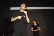 [Impro Paris 4x4 d'impro Café de Paris Trait d'union 170]