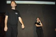 [Impro Paris 4x4 d'impro Café de Paris Trait d'union 172]