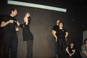 [Impro Paris 4x4 d'impro Café de Paris Trait d'union 184]