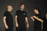 [Impro Paris 4x4 d'impro Café de Paris Trait d'union 233]