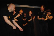 [Impro Paris 4x4 d'impro Café de Paris Trait d'union 243]