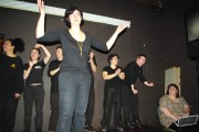 [Impro Paris 4x4 d'impro Café de Paris Trait d'union 245]