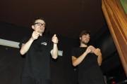 [Impro Paris Cabaret au Café de Paris 88]
