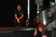 [Impro Paris Cabaret à la Bellevilloise 68]