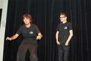 [Impro Paris Cabaret à la Bellevilloise 100]