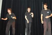 [Impro Paris Cabaret à la Bellevilloise 101]